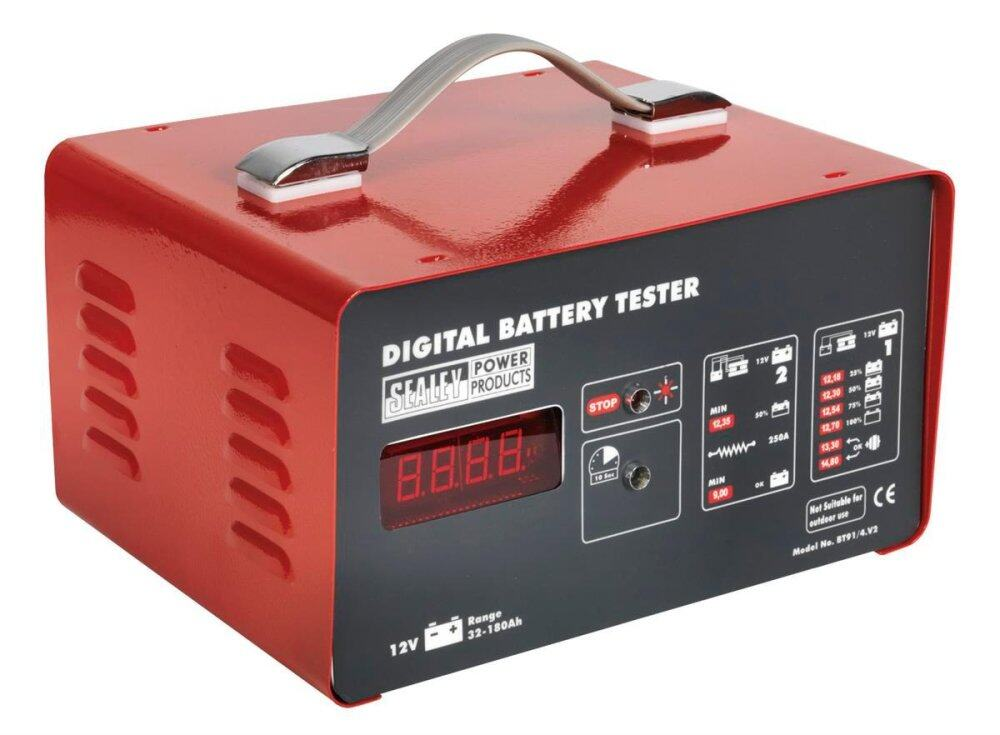 Sealey Electronic Battery Tester