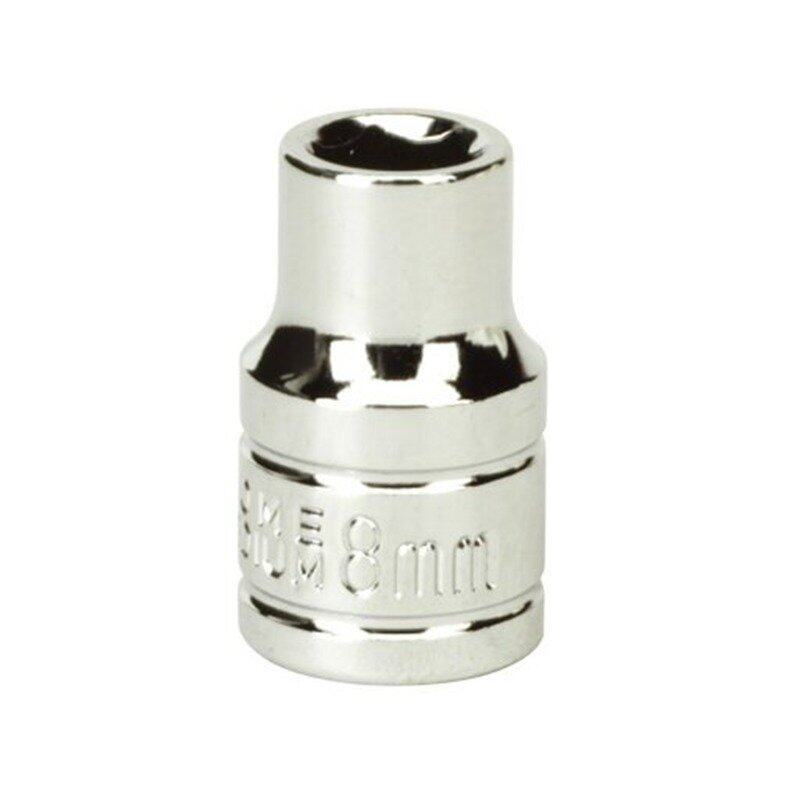 "Siegen WallDrive® Socket 8mm 3/8""Sq Drive"