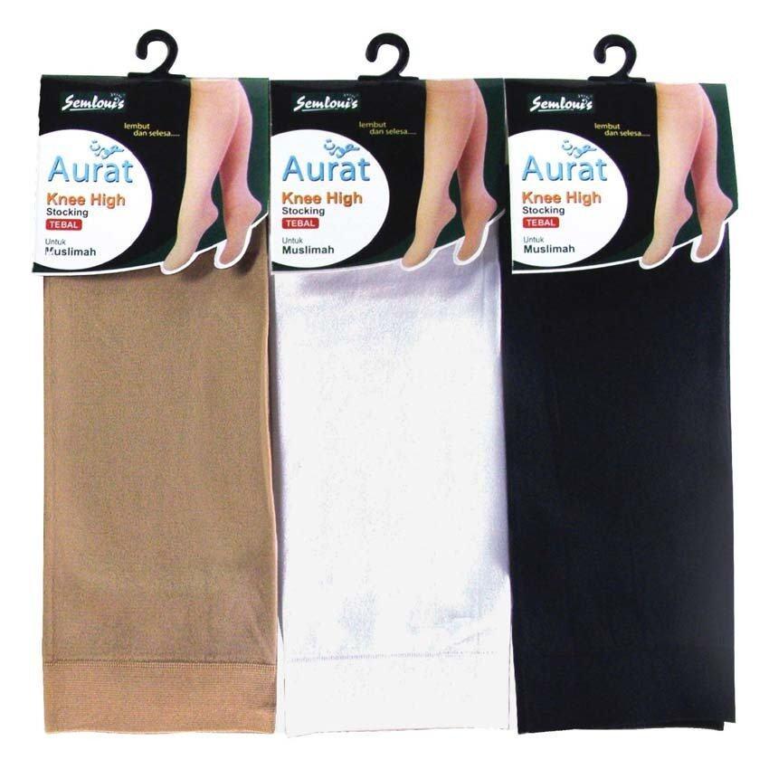 Semlouis Aurat Knee High-Thick Stoking (Set of 3 pairs)