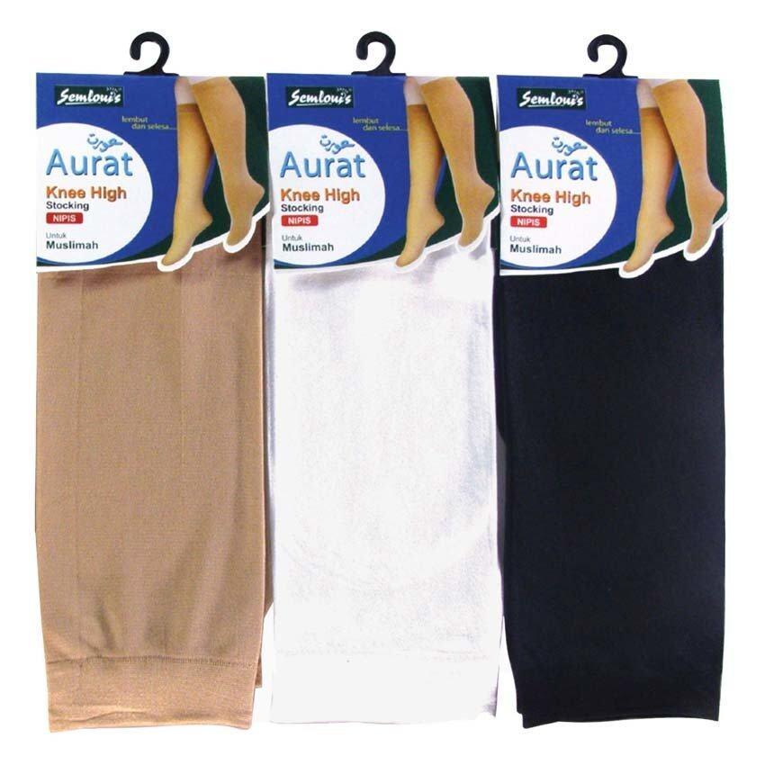 Semlouis Aurat Knee High-Thin Stoking (Set of 3 pairs)