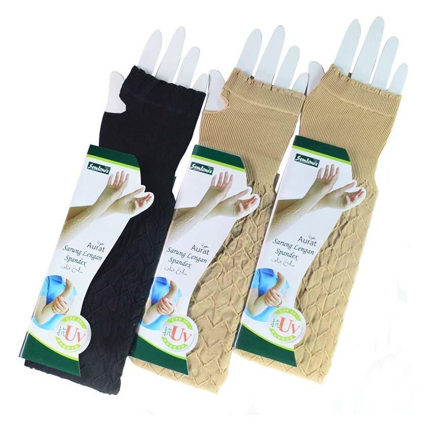 Semlouis Aurat Sarung Lengan-3 pairs