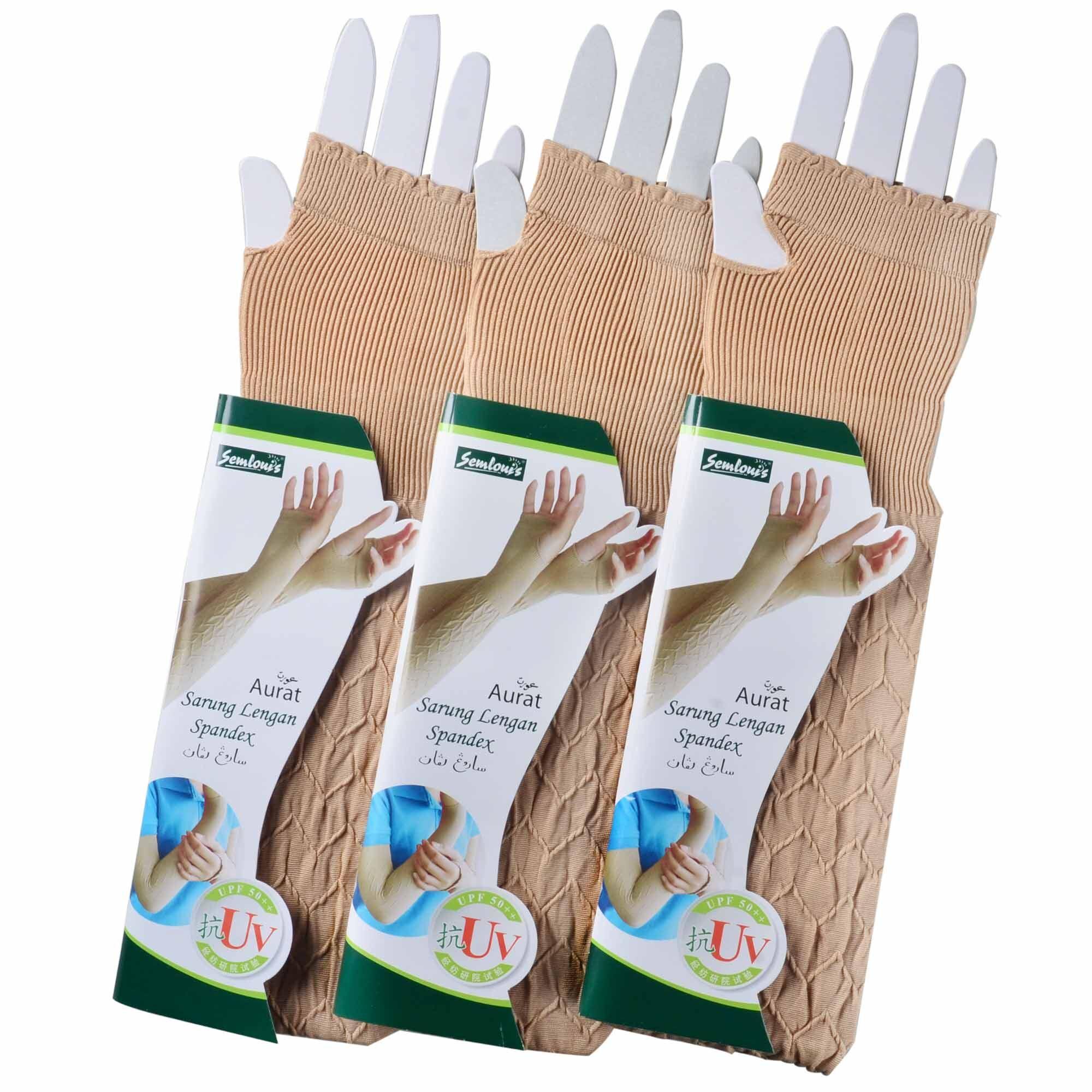 Semlouis Aurat Sarung Lengan- 3 pairs