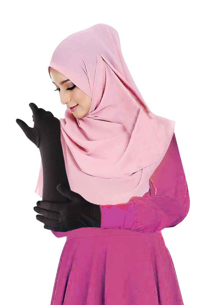 Semlouis Aurat Sarung Lengan Cotton Panjang - 2 pairs