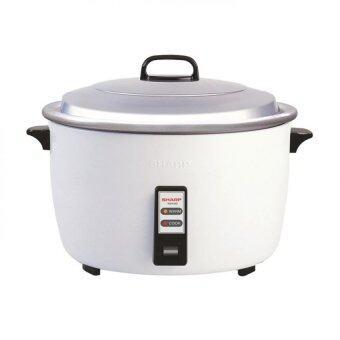 Sharp Commercial Rice Cooker 5L ( KSH-555 )