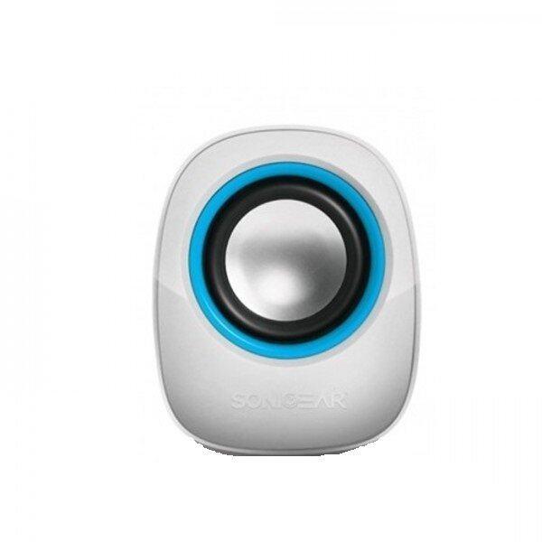 Sonic Gear Tatoo 101 Speaker (White)