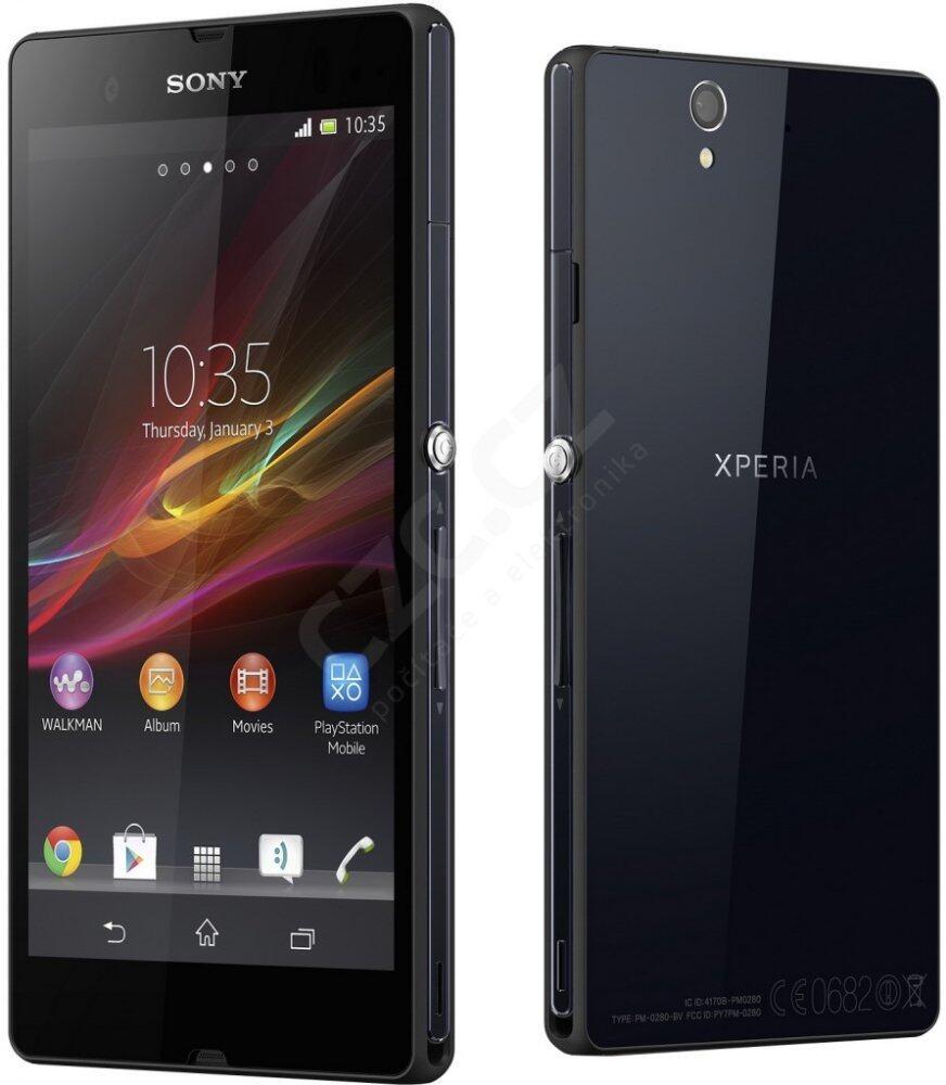 Sony Xperia Z C6603 Black REFURBISHED [Grade B]