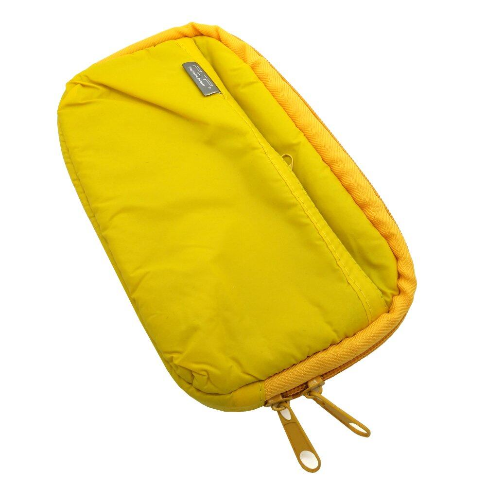 Sponge Waterproof bag Pouch Protection For Sony Psp1000 Psp2000 Psp3000 Psv (Yellow)