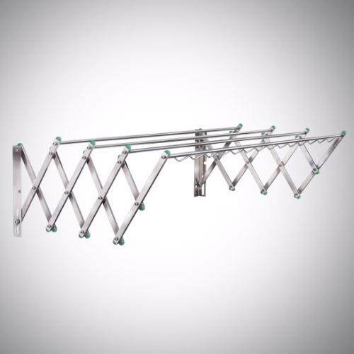 Stainless Steel 304 (18-8) Retractable Clothes Hanger RD-600