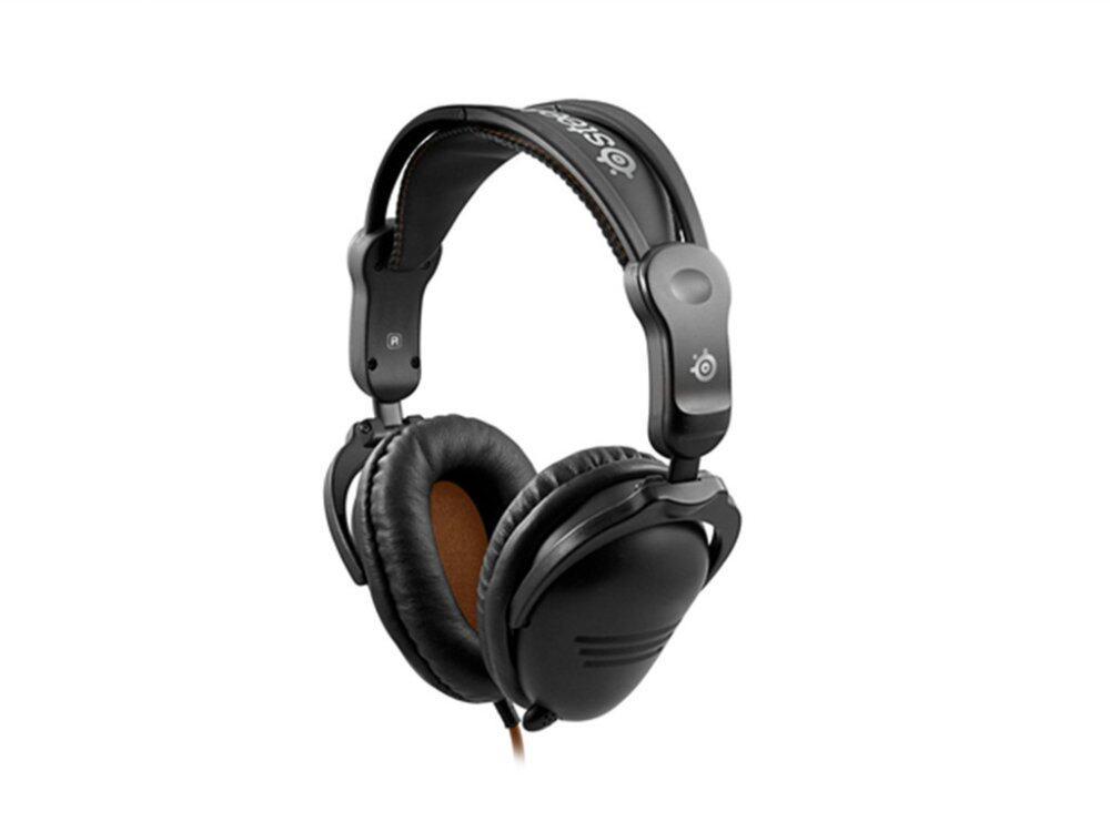 SteelSeries 3H v2 61023 Gaming Headset Black