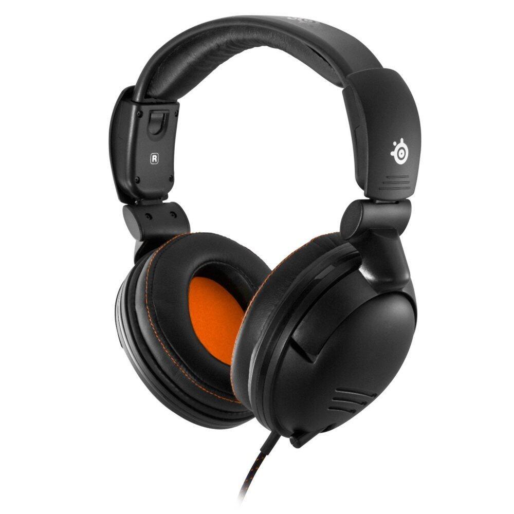 SteelSeries 5H v3 61031 Gaming Headset (Black)