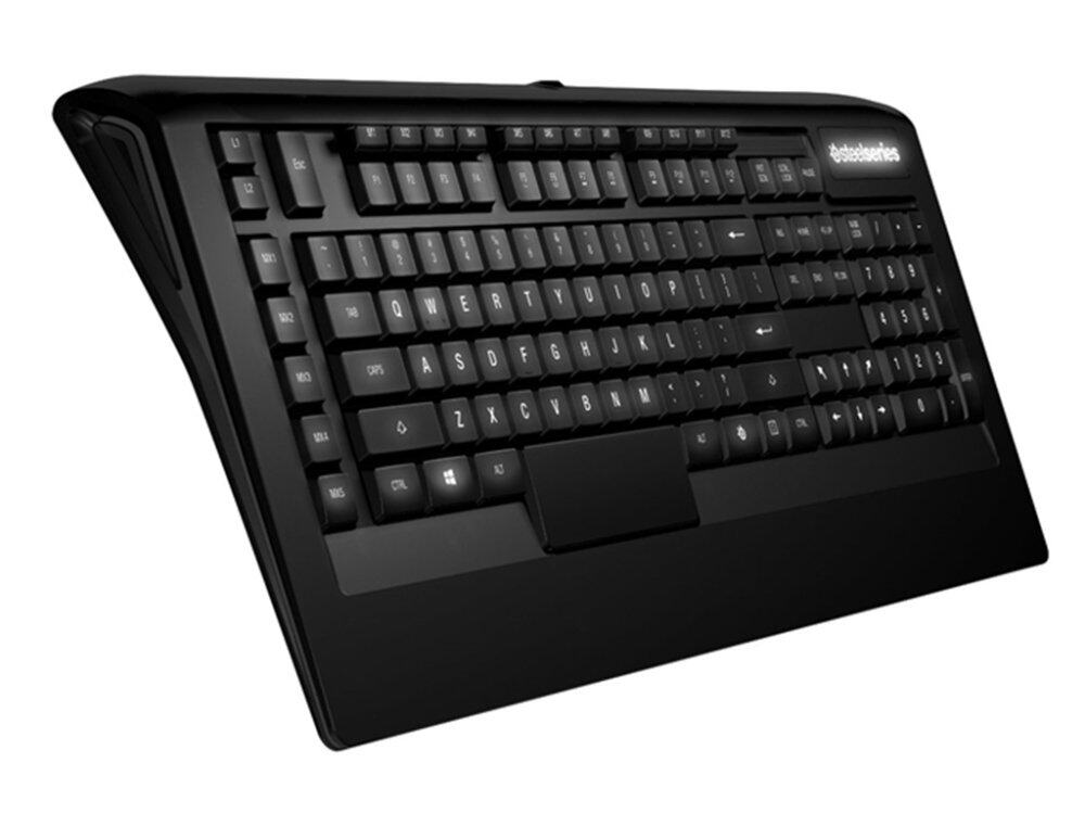 SteelSeries Apex [RAW] 64121 illuminated Gaming Keyboard
