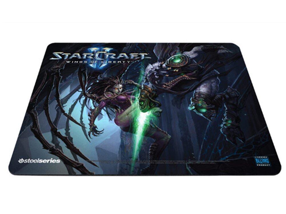 SteelSeries QcK 67266 Kerrigan Edition Gaming Mousepad