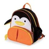 TEEMI Animal Design School Bag / Backpack for Kids - White Penguin