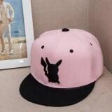 TEEMI Snapback Hip Hop Hats Adjustable Baseball Cap Pikachu - Pink