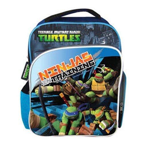 Teenage Mutant Ninja Turtles Pre School Bag - Blue Colour