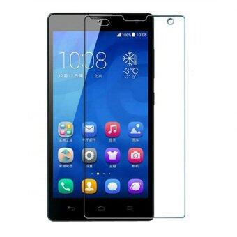 Case For Huawei Honor 3c Clear Gratis Tempered Glass Ultra Thin Soft Source · Tempered Glass