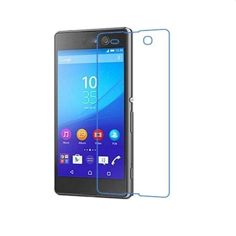 Tempered Glass Screen Protector Front and Back for Sony Xperia M5