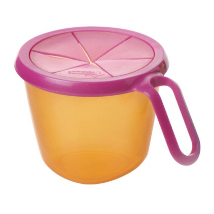 Tommee Tippee Explora Snack And Go  12 months + Pink
