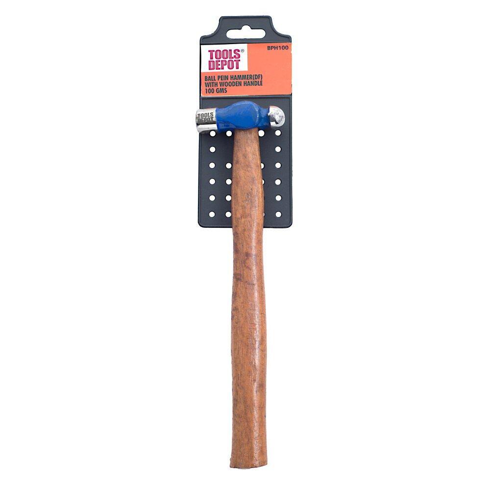 Tools Depot Ball Pein Hammer 100gms