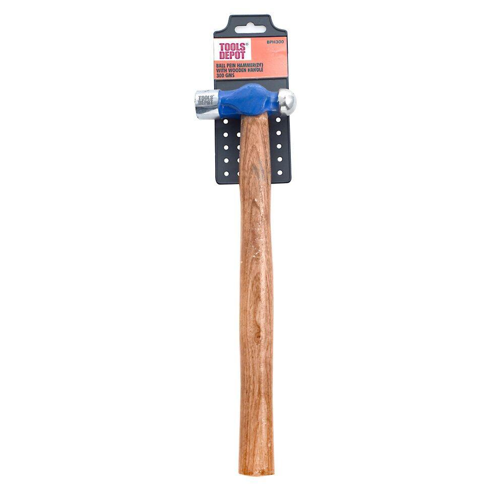 Tools Depot Ball Pein Hammer 300gms