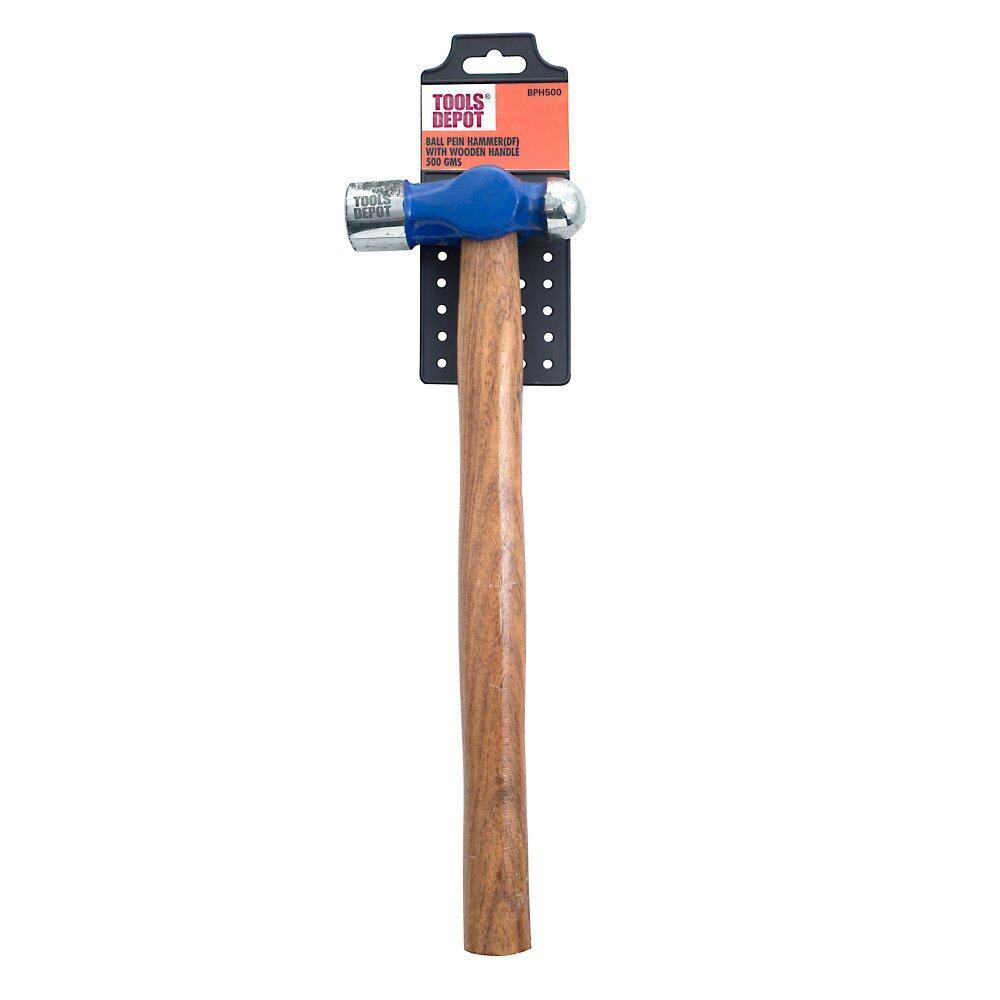 Tools Depot Ball Pein Hammer 500gms