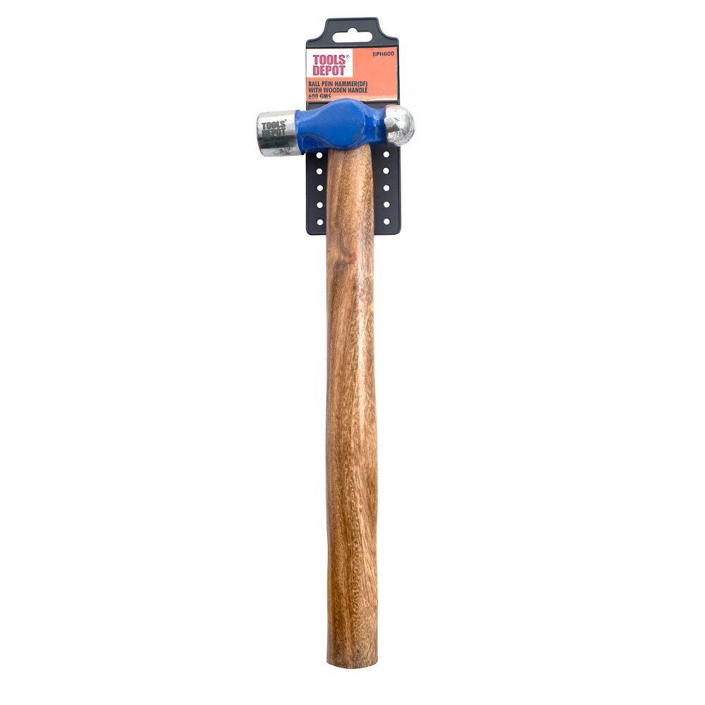 Tools Depot Ball Pein Hammer 600gms