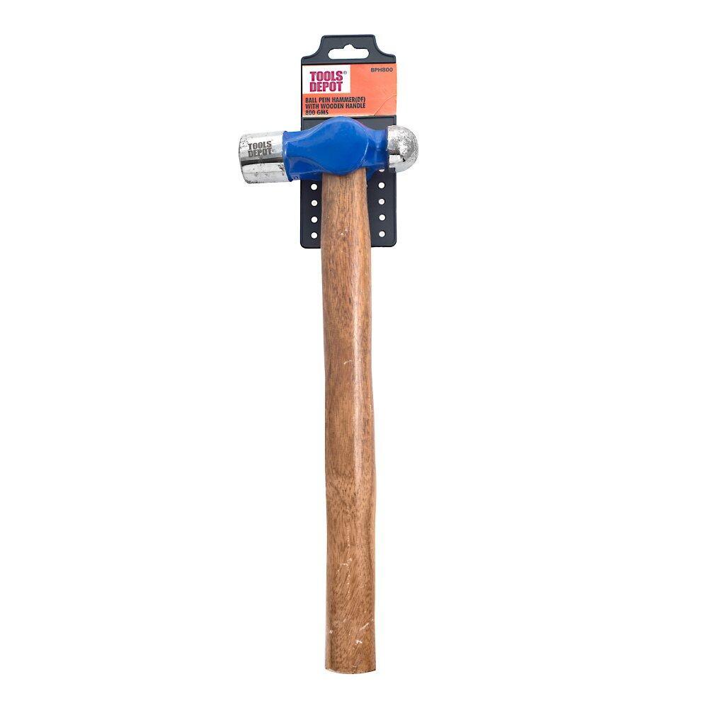 Tools Depot Ball Pein Hammer 800gms