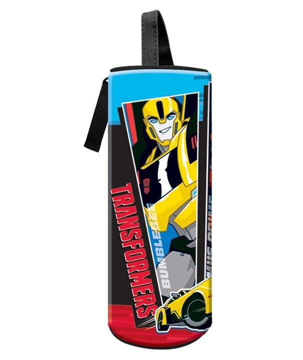 Transformers Boy\'s Prime Round Pencil Bag