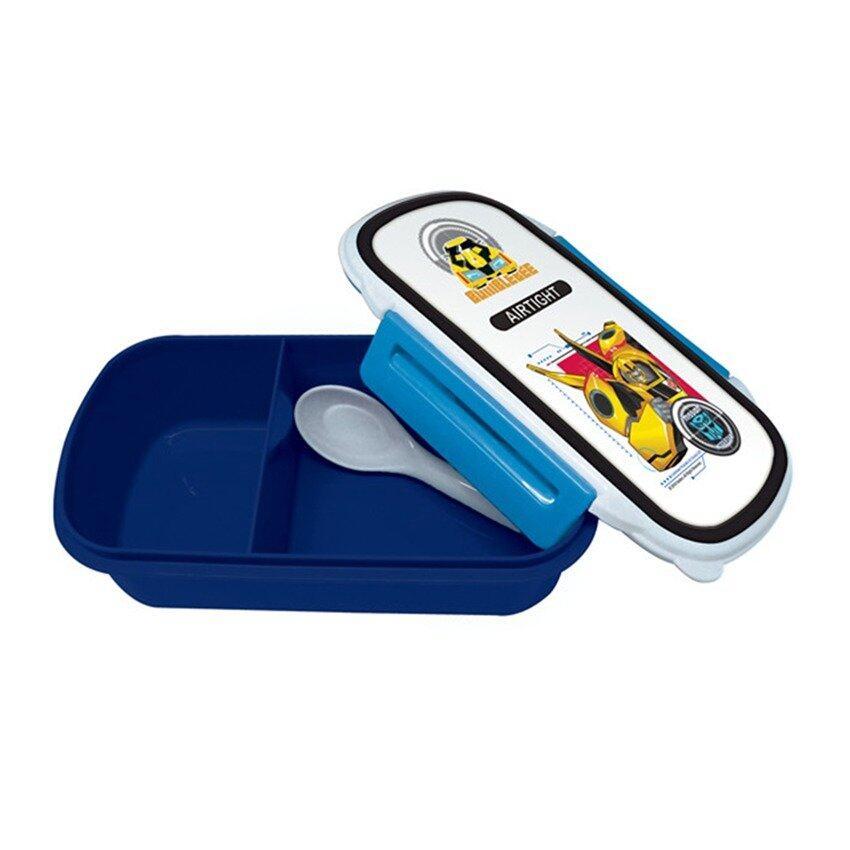 Transformers Lunch Box Bottle Set - Blue Colour