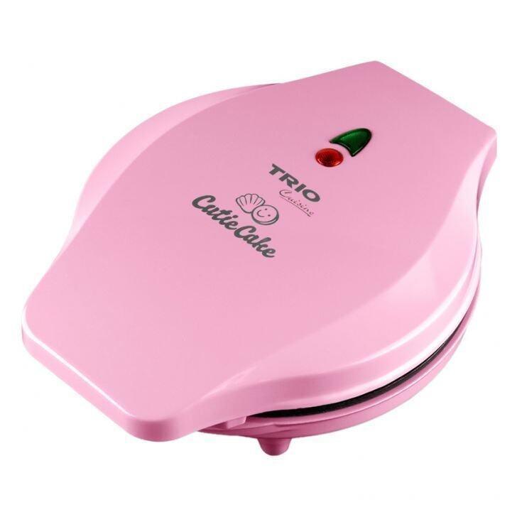 Trio TCC 228 Fun Shape Cutie Cake Maker (Pink)