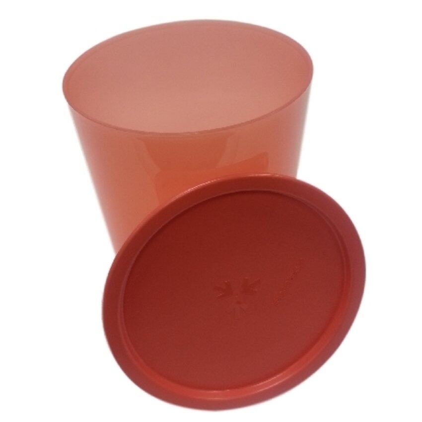 Tupperware Limited Edition One Touch Canister Medium 3L Peach Color