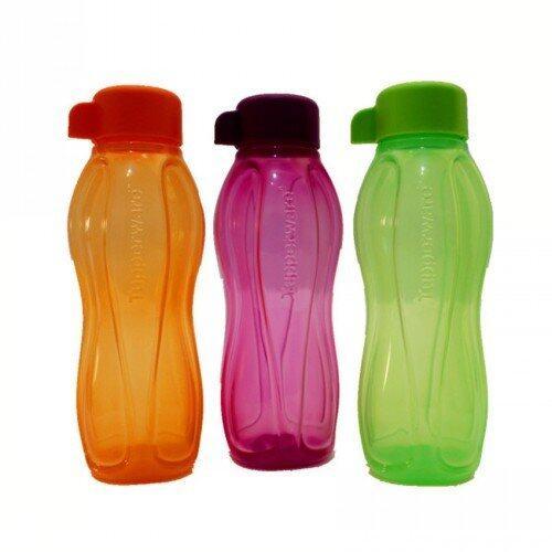 Tupperware Mini Eco Bottle 310ml 3pcs Set