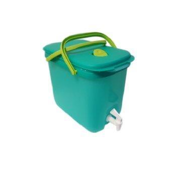 Tupperware Water Dispenser Wonder All 10.0L (Green)
