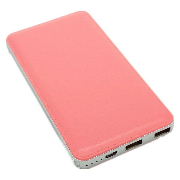 Ultra Slim Power Bank 20000M Quick Charge (Pink)