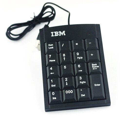 USB Mini Numeric KeyPad Number Keyboard