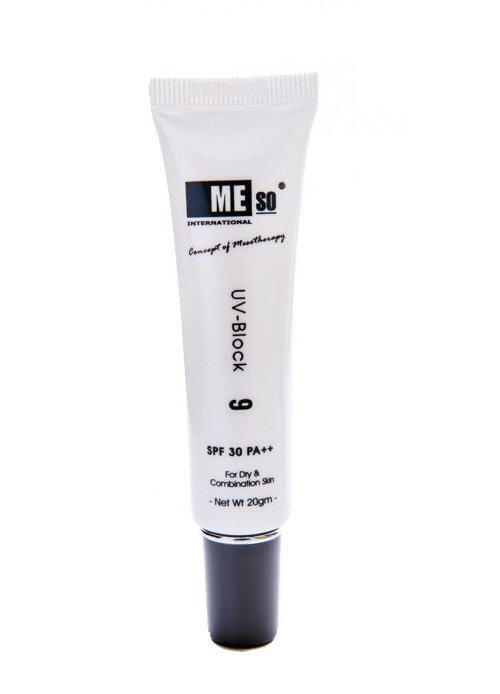 MEso UV-Block 9 (SPF30, PA++) (20ml)