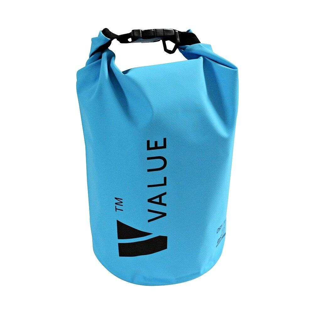 VALUE 5L Premium Outdoor Waterproof Dry Bag Sky Blue