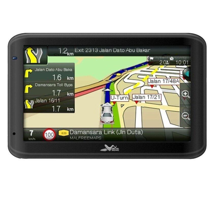WayWay Q4035 GPS Navigator