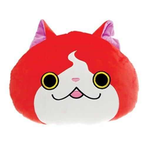 Yo-Kai Watch Head Cushion - Jibanyan