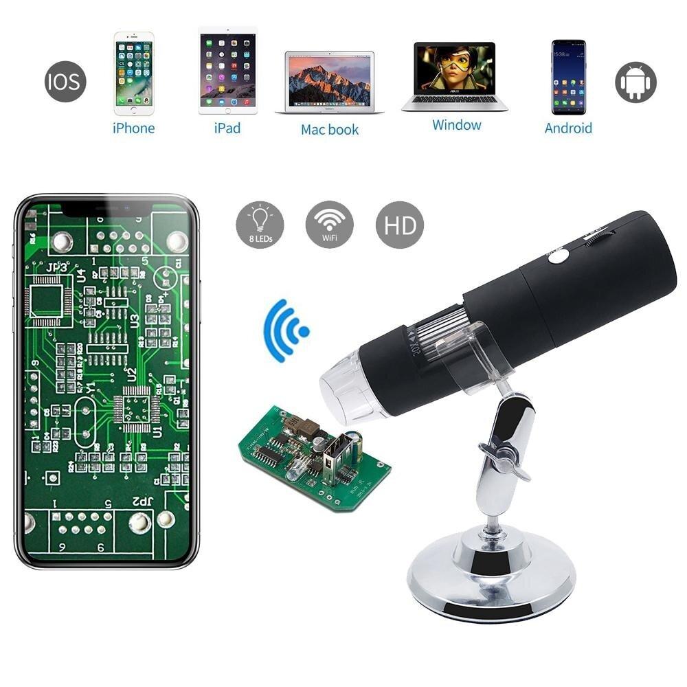 Generic OrzBuy USB Digital Handheld Microscope, 40 To 1000x