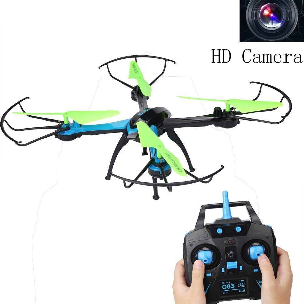 JJRC JJRC H98 RC QUADCOPTER DRONE 2 4G 4CH Gyro with 0 3MP Camera 3D